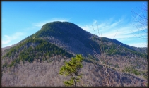 Mt. Tremont Trail:  On-Trail Maintenance and Off-Trail Meandering  | 2013-05-01