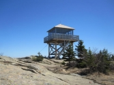 Blue-Sky Day on Mount Kearsarge North  | 2013-05-06